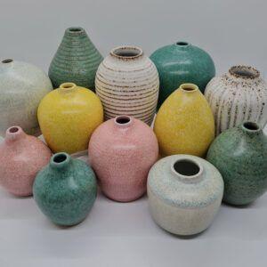Stentøjsvaser